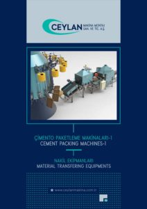 Cement Packing Machines Catalog 1 & Transfer Equipments Catalog